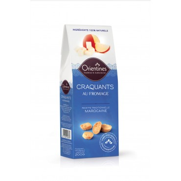 Craquants au fromage